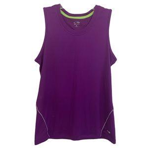 Champion Purple Workout Tank Top
